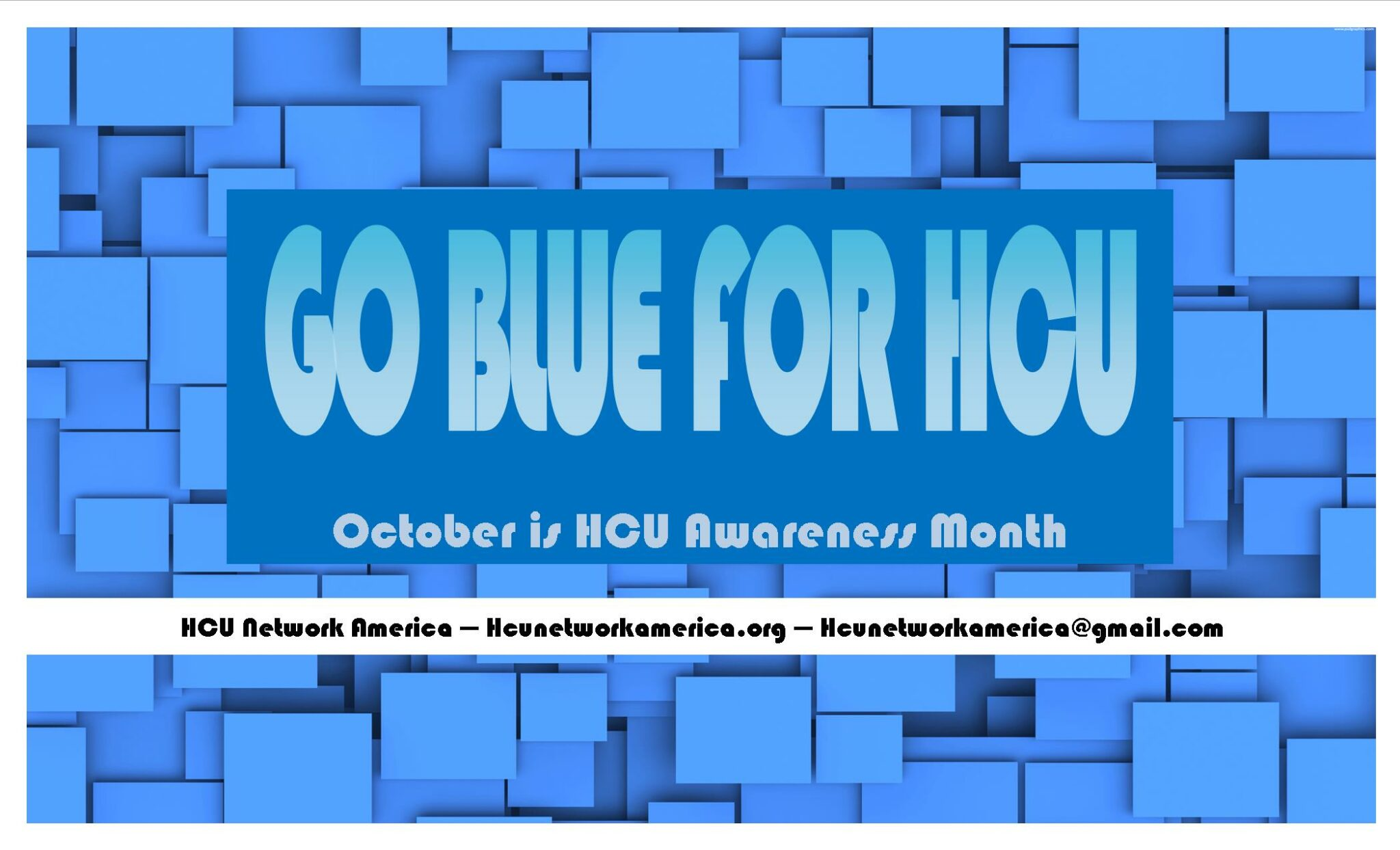 HCU Awareness Month