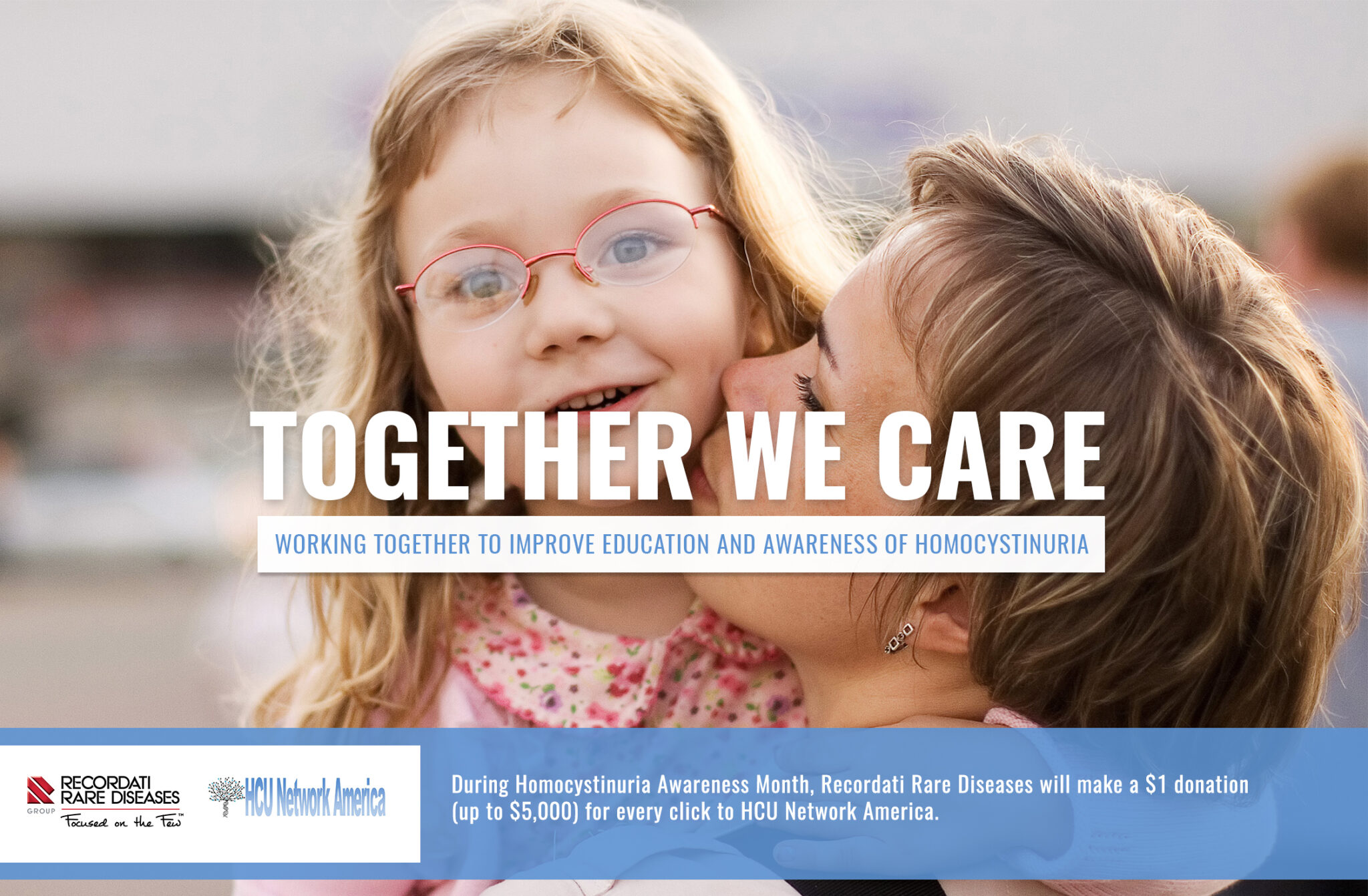 Together We Care - Click Campaign