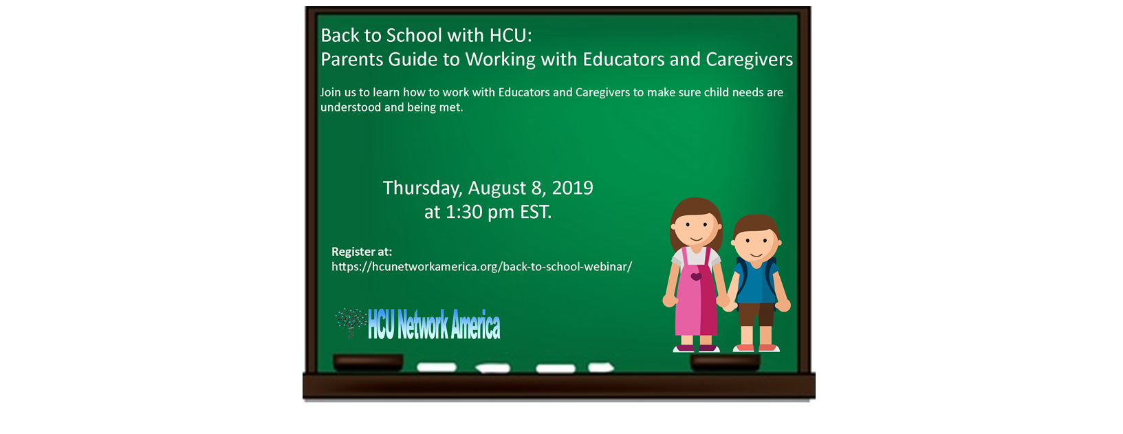 Back To School Webinar