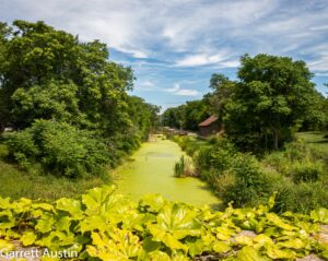 Garrett LaSalleCounty Canal