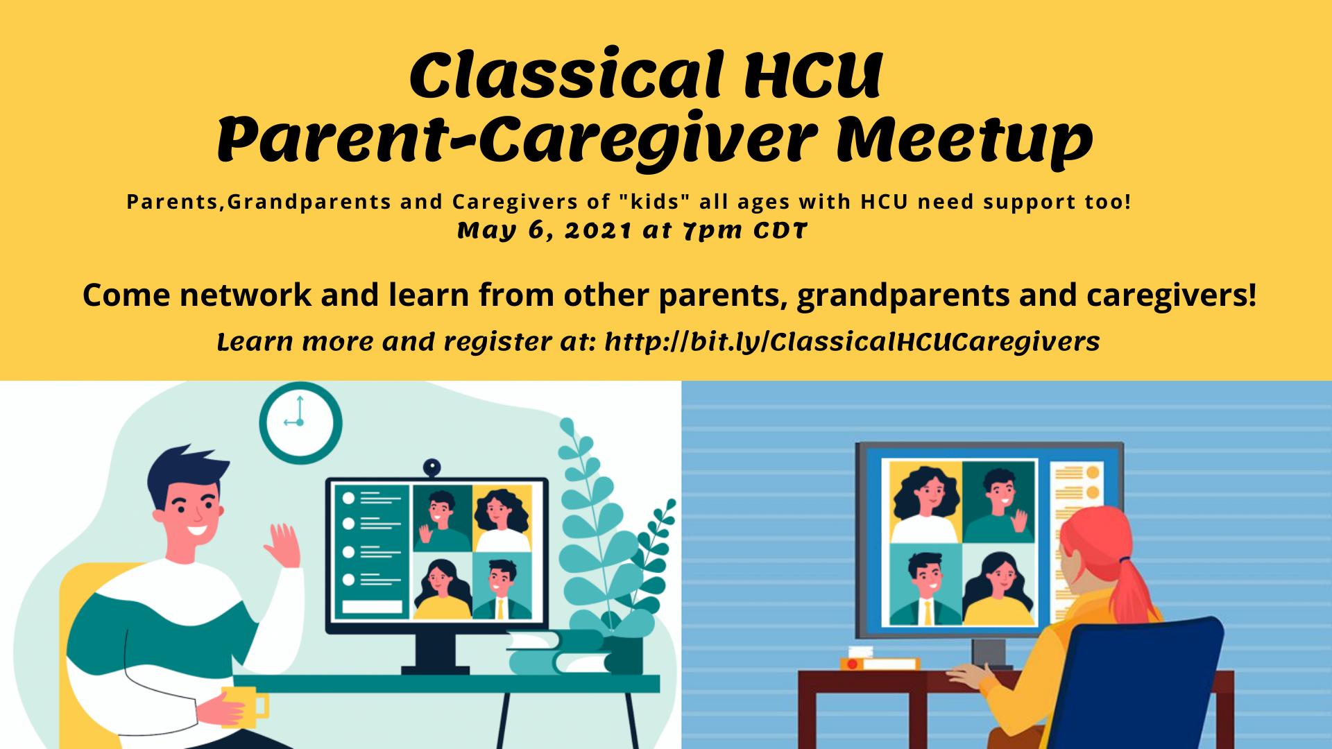 Classical HCU Parent Meetup - Facebook