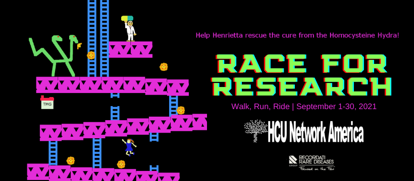 Race for Research Save the Date 3.12.2021